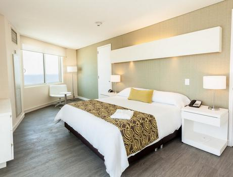 SUITE ESPECIAL CON CAMA KING VISTA AL MAR